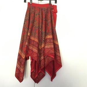 Handkerchief Skirt So Flirty